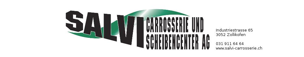 Salvi Carrosserie + Scheibencenter